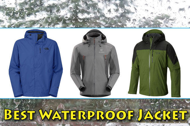 Best Waterproof Jacket 2016: Round-up & Reviews